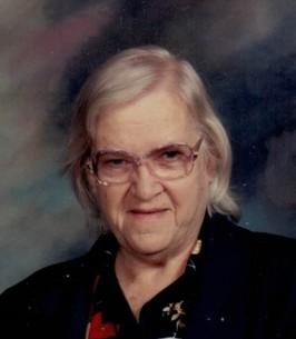 Ethel Whitehead